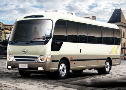 제주카운티(16~25인승)미니버스-자유일정관광(체험관광2개이상)